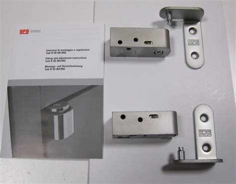 cerniere a bilico per porte coppia cerniera a bilico regolabile per porta a filo
