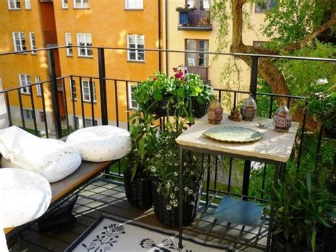 Balcony Furniture Ideas by Small Balcony Furniture Ideas Wonderful Material