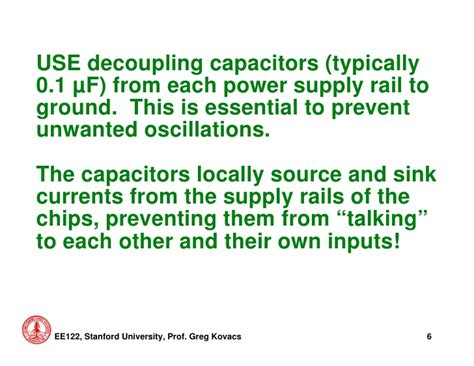 decoupling capacitor failure decoupling capacitors use them or fail 28 images what are decoupling capacitors in 5 minutes