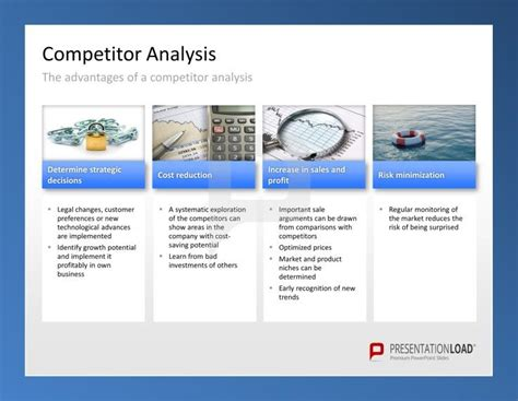 88 Best Business Strategy Powerpoint Templates Images On Pinterest Competitor Analysis Ppt Template