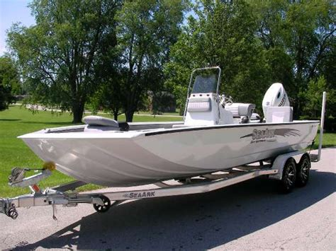 seaark boats for sale in kentucky new seaark bay boats for sale boats