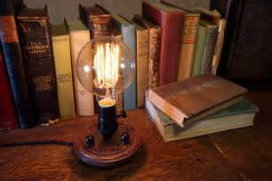 Purple Chandelier Table Lamp Beautiful Led Lamps With A Steampunk Vibe Psfk