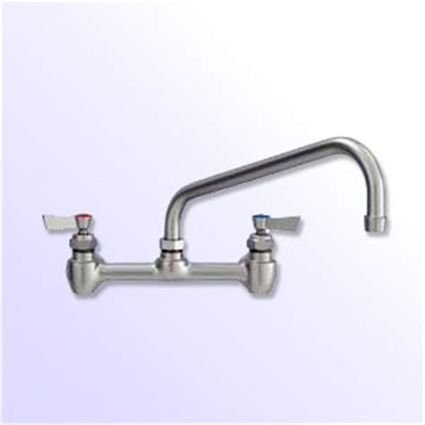 8 Inch Center Faucet by Fisher 8 Inch Center To Center Backsplash Mount Faucets