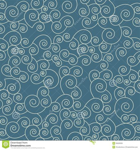 pattern japan vector free japan seamless pattern with waves abstract backgr stock