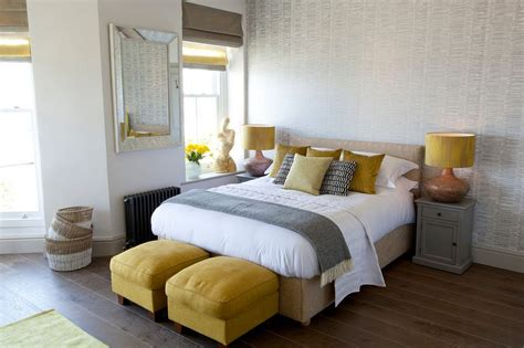 how you can use yellow to give your bedroom a cheery vibe - Yellow Bedroom Accessories