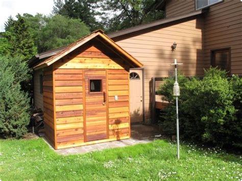 backyard sauna kit backyard sauna kit this s diy sauna awesome favorite spaces decor jcsandershomes com