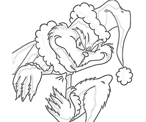 grinch mask coloring page the grinch christmas the grinch pinterest coloring