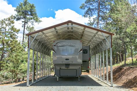 Eagle Car Ports by Rv Covers From Eagle Carports