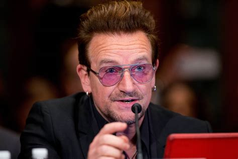 Bono Testifies Against Former Stylist by Bono To Congress Violence Refugee Crisis Affects Us All