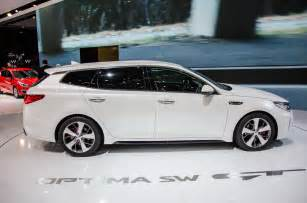 Kia Optima Performance Kia Optima Sportswagon To Get Gt Performance Version In Europe