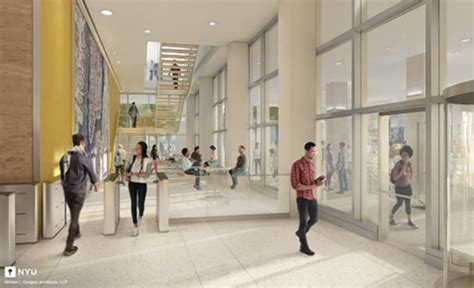 Nyu 1 Year Tech Mba by Nyu Plans 500m Expansion For Cuses Ny Daily