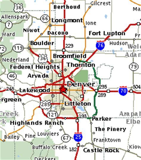 map of colorado cities near denver apartments near children s hospital afterhours care
