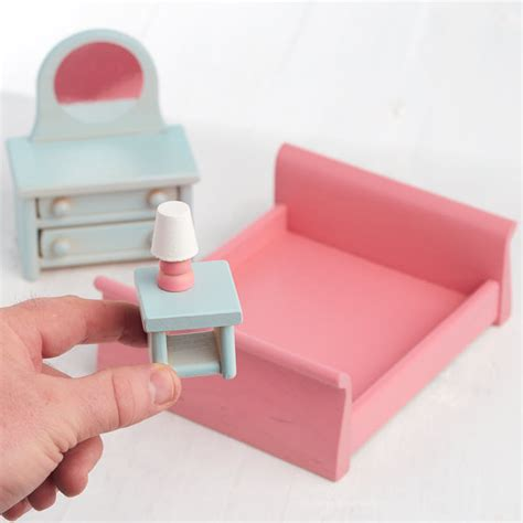 dollhouse bed lawton for sale dollhouse wooden bedroom furniture set on sale craft supplies