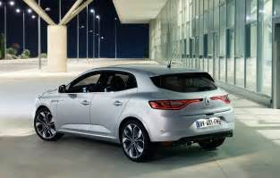Renault Means All New Renault Megane In Fresh Photos Gt Gets Rear Wheel