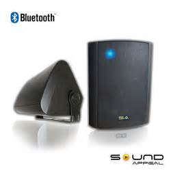 patio speaker system bluetooth outdoor wireless speaker with range audio
