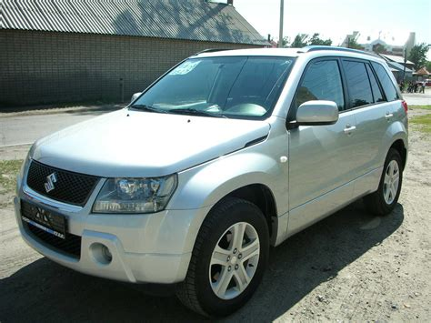 Problems With Suzuki Grand Vitara 2008 Suzuki Grand Vitara Photos 2 0 Gasoline Automatic