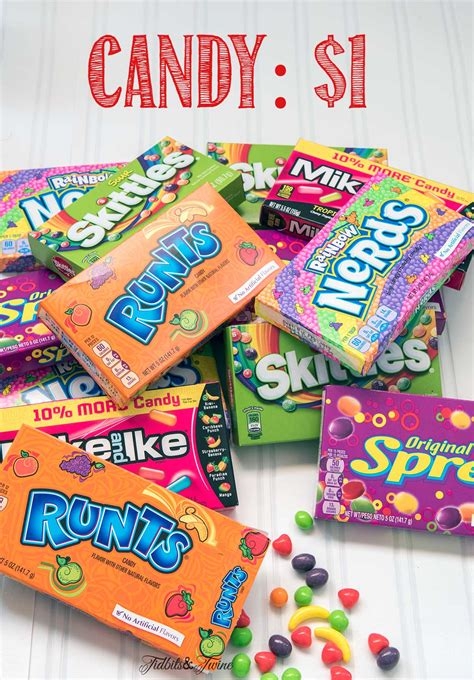 Candy Gift Card - cute diy gift card holder tidbits twine