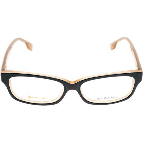 orange glasses boss orange bo 0009 i7q 52 glasses shade station