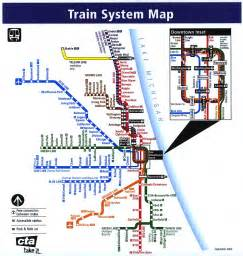 Metro Chicago Map by Subway Maps From Class Thea 228 The Cartographic