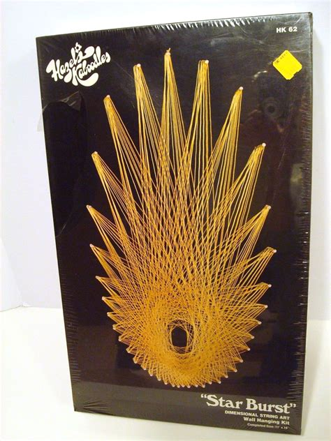 String Kit - featured collectible vintage string 70 s craft