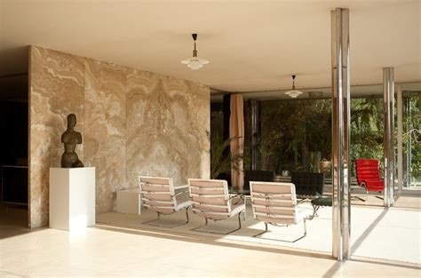 Used Armchairs Tugendhat Villa Prague Stay