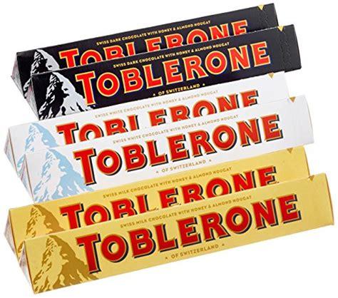 Toblerone Set feinkost und lebensmittel toblerone entdecken