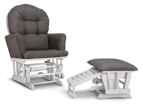 chair and a half glider babies r us ottomans glider recliner walmart shermag glider rocker