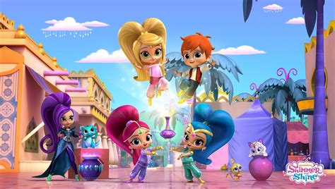 shimmer and shine l nickalive nickelodeon renews top hits from top ranked