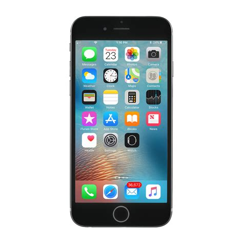 apple iphone 6s a1688 64gb smartphone lte cdma gsm unlocked ebay