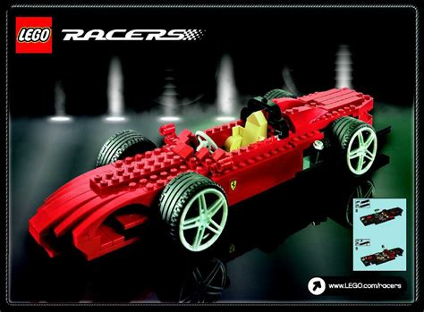 ferrari instructions ferrari 430 spider 1 17 instructions 8671 racers