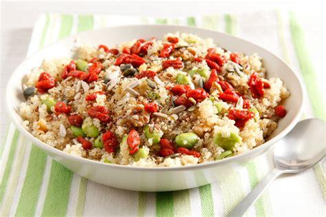 ricette di cucina quinoa ricetta insalata di edamame e quinoa cucchiaio d argento
