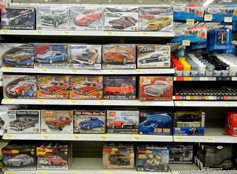 kit walmart model kits back at walmart