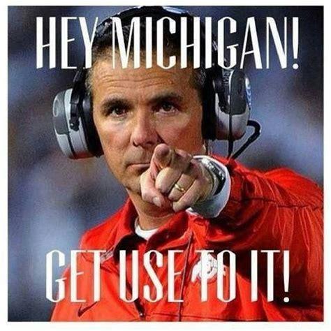 Ohio State Michigan Memes - pin by martha hall on osu pinterest