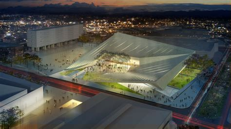 design competition proposal bogota international convention center competition
