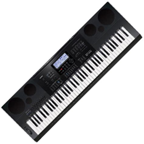 Casio Wk 7600 76 Key Portable Keyboard casio wk7600 76 key piano style portable keyboard with ac adapter acclaim sound and lighting