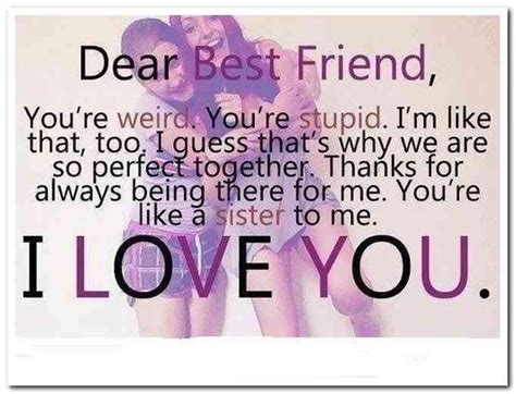 Birthday Quotes For Best Friends 150 Funny And Happy Birthday Best Friend Quotes