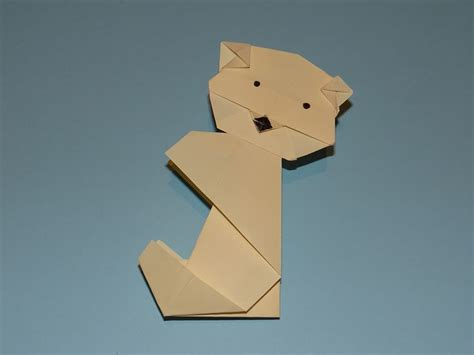 How To Make A Origami Koala - 25 best ideas about origami koala on