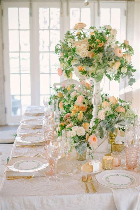 Meine Hochzeitsdeko meine hochzeitsdeko in cremig und pfirsichfarben