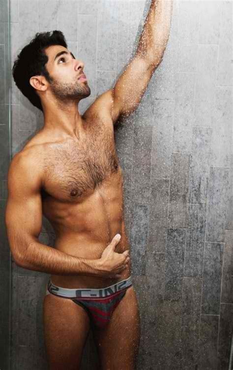 2 Guys 1 Shower by Andrew Christian Model S