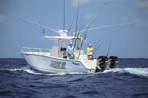offshore fishing boat names big fish from a center console