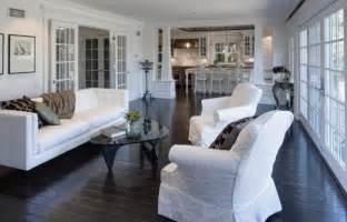 living room decorating ideas wood floors
