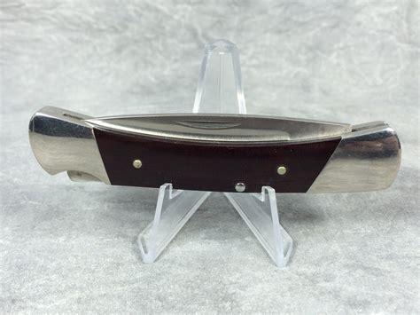 buck 501 knife buck 501 esquire micarta lockback pocket knife current