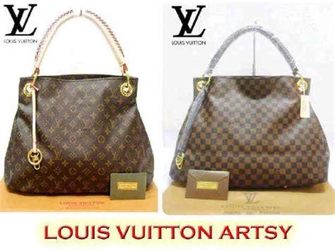Tas Wanita Louis Vuitton Arsy Damier Kur dinomarket 174 pasardino tas wanita branded lv artsy monogram damier