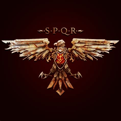 Tshirt S P Q R spqr eagle www imgkid the image kid has it