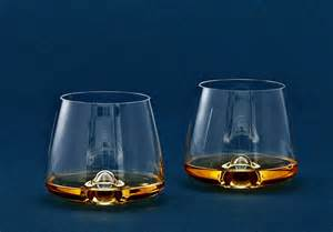 Designer Bar Glasses Glassware Wine And Bar Collection Stemless Whiskey Glass