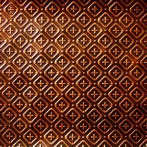 kitchen backsplash faux decorative antique copper plastic wall stone designs custom ideas