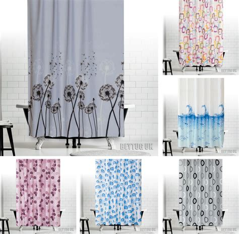 shower curtains sizes colorful fabric shower curtains extra long wide bespoke 5