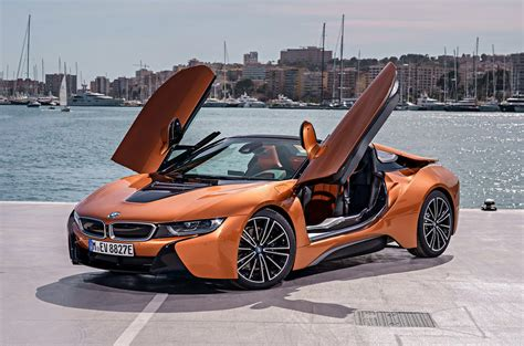bmw  roadster convertible hybrid supercar image