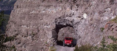 Ouray Jeep Trails Jeep Rentals Riverside Jeeps Ouray Colorado