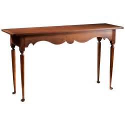 sofa table d r dimes sofa table occasional tables sofa console